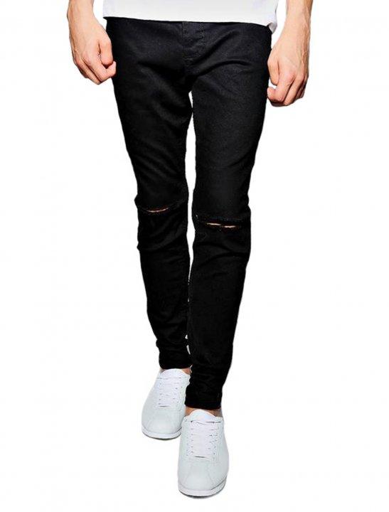 Stretch Skinny Jeans - Isac Elliot