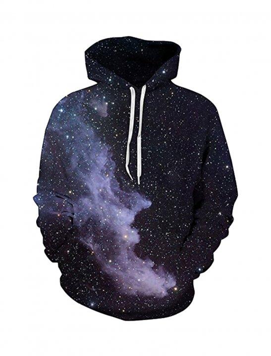 Galaxy Hoodie - Isac Elliot