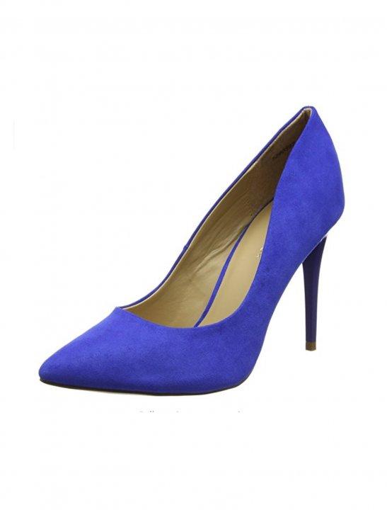 Yummy Closed-Toe Heels - Olivia Noelle