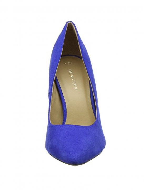 Yummy Closed-Toe Heels Shoes New Look