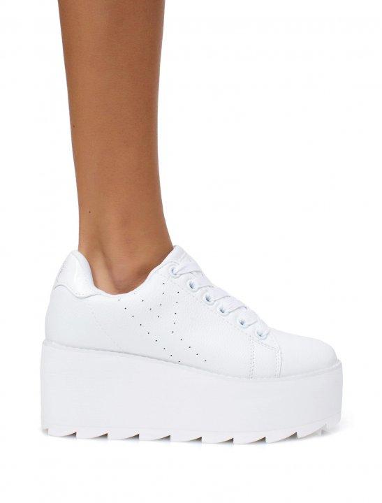 Angelic Lala Platform Sneakers Shoes Y.R.U.