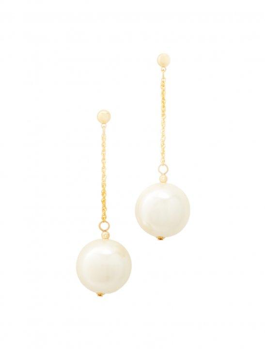 Pearl Drop Earrings - Camila Cabello