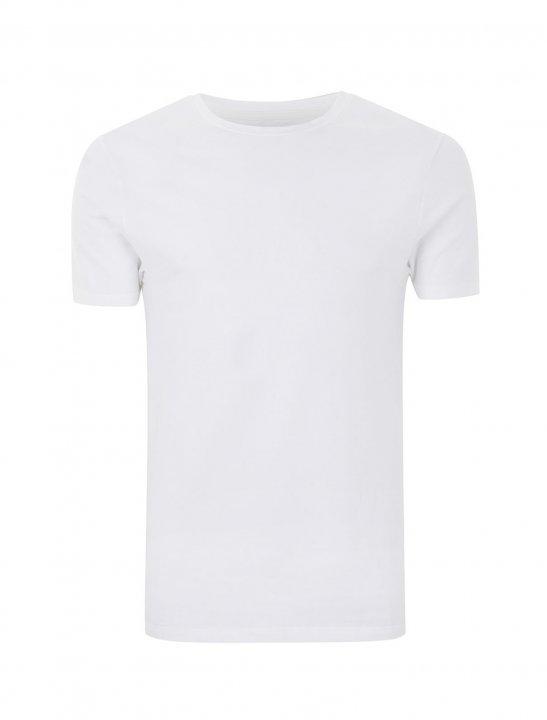 White Fit T-Shirt - MØ
