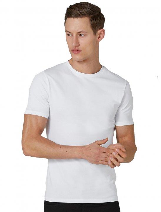White Fit T-Shirt Clothing Topman
