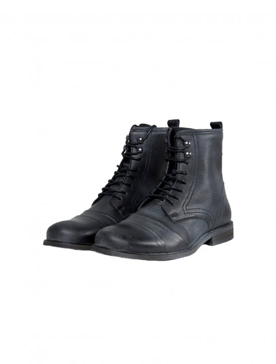 Distressed Military Boot - MØ