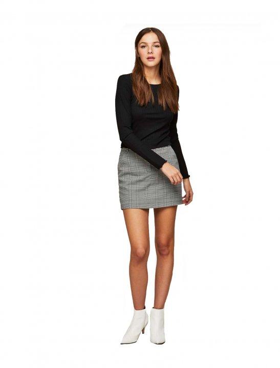 Long Sleeve Crop Top Clothing Miss Selfridge