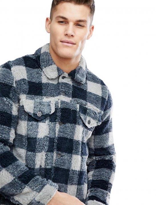Borg Western Jacket Clothing Asos