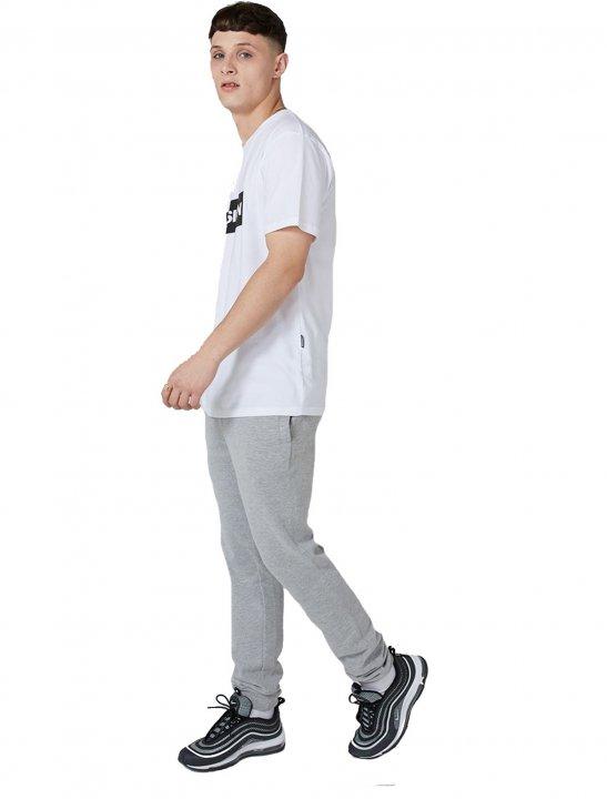 White Essential T-Shirt Clothing Vision