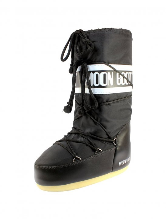Unisex-Adult Snow Boots Shoes Moon Boot