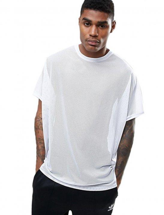 Asos Mesh T-Shirt - Yxng Bane