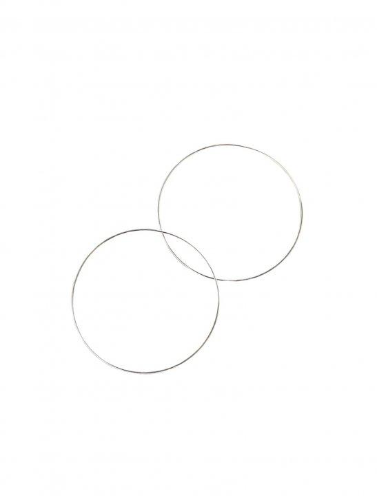 Large Hoop Earring - Bea Miller