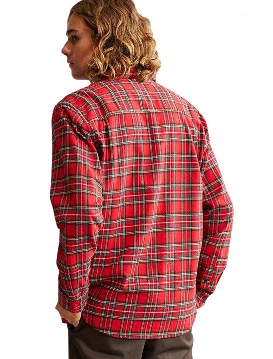 Plaid Flannel Shirt - Justin Timberlake