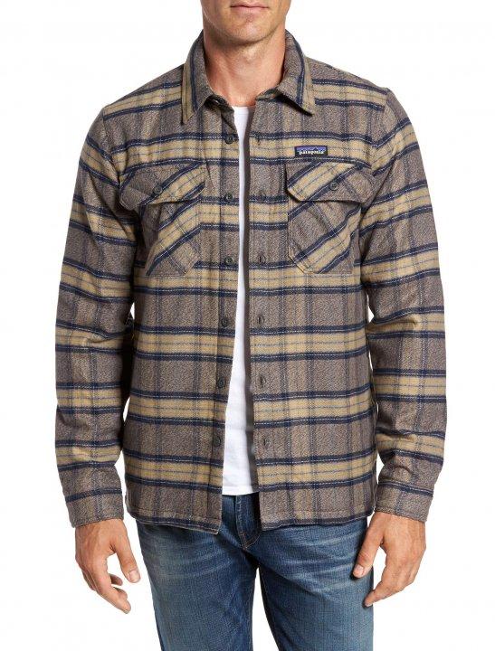 Flannel Shirt Jacket - Justin Timberlake