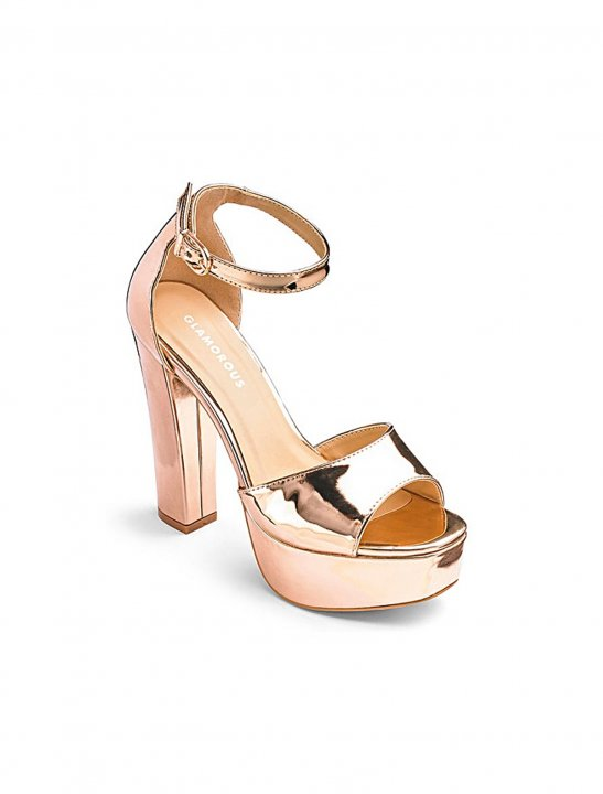 Platform Sandals - Meghan Trainor