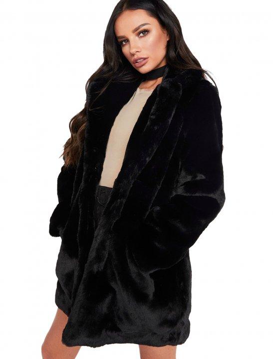 Misspap Fur Coat - Yxng Bane