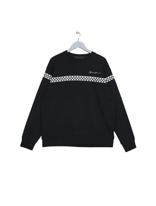 Crew Neck Sweatshirt - Yxng Bane