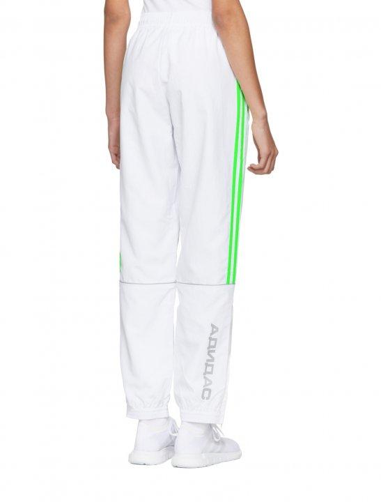 White Tracks Pants Clothing Adidas
