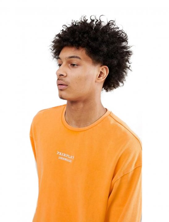 Fairplay Anderson Long Sleeve T-Shirt Clothing Fairplay Anderson