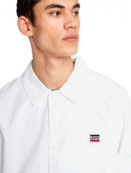 Levi's Coach Jacket Clothing Levi's