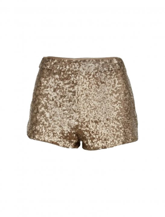 Missguided Sequin Shorts - Not3s