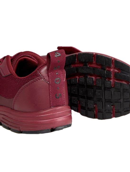 Asos 4505 Oxblood Trainer Shoes Asos