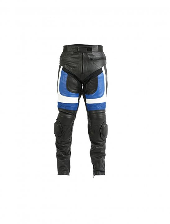 Turin Motorcycle Trousers - Louisa Johnson
