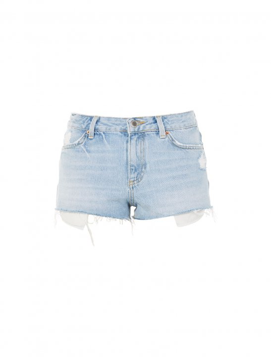 Moto Cory Authentic Shorts - Louisa Johnson