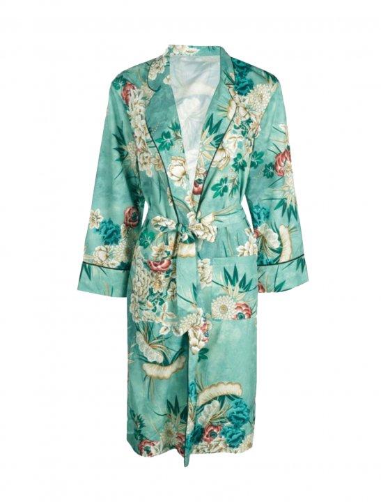 Boohoo Floral Belted Kimono - Zayn