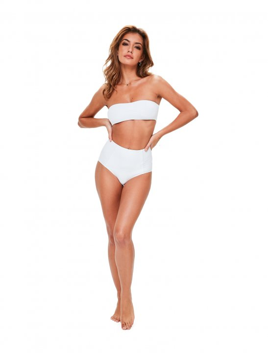 Missguided Bikini Bandeau - Zayn