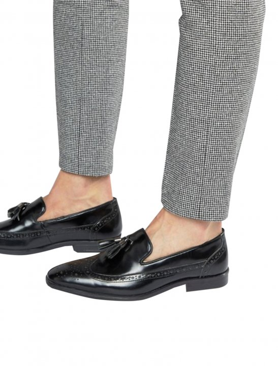 Asos Brogue Loafers - Zayn
