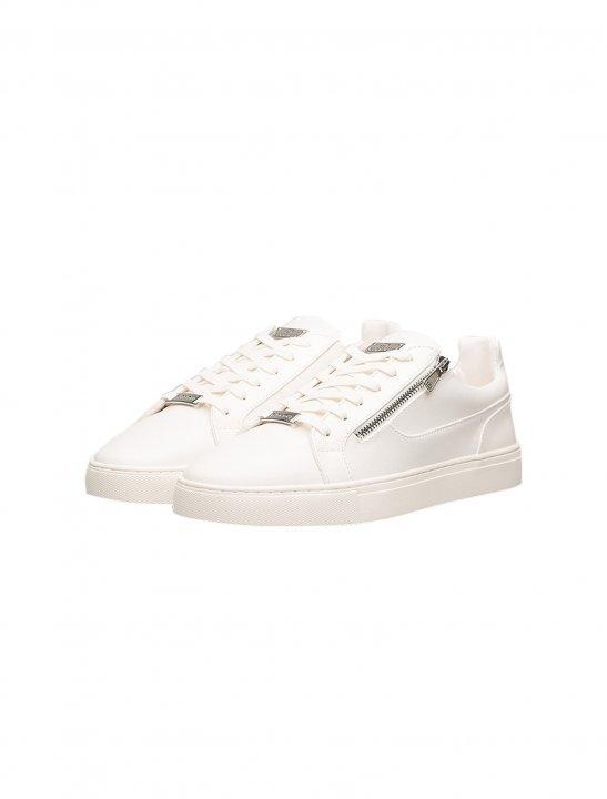 Zip Detail Trainers Shoes Glorious Gangsta