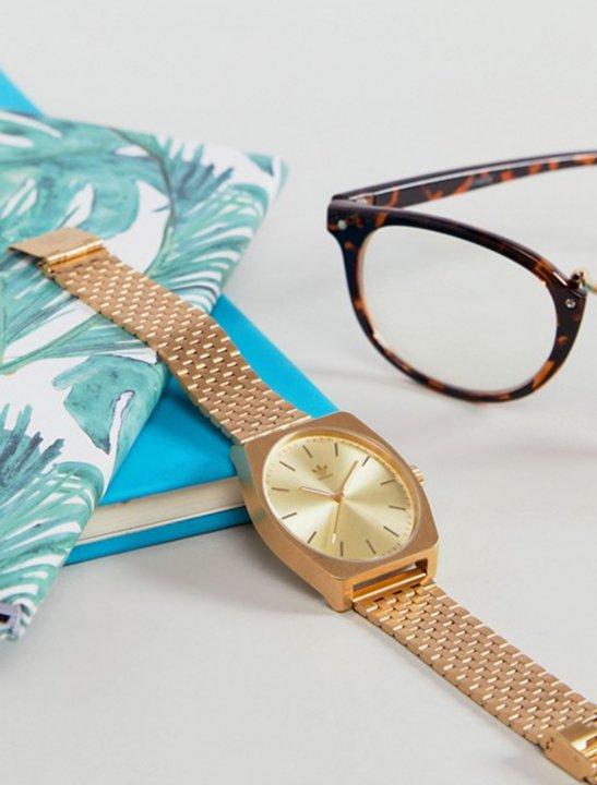 Adidas Gold Watch Accessories Adidas
