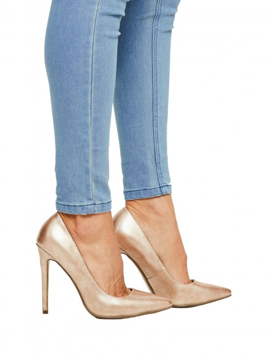 Missguided Court Shoes - Zayn
