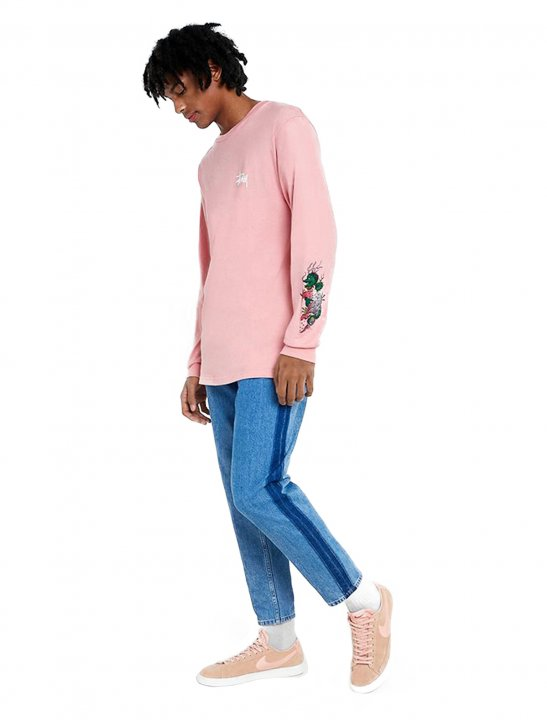 BDG Side Stripe Dad Jeans - Prettymuch