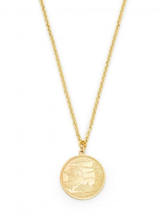 Shashi Warrior Pendant Necklace - Calvin Harris