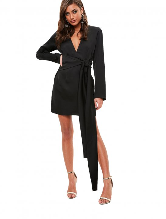 Missguided Satin Dress Clothing Missguided