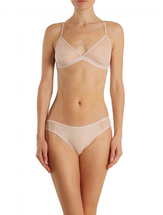 Skin Triangle Bra Clothing Skin