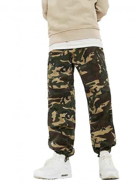 Dickies Camo Cargo Trousers Clothing Dickies