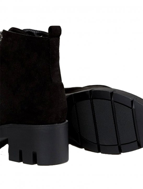 Lulu's Hiker Ankle Boots Shoes Asos