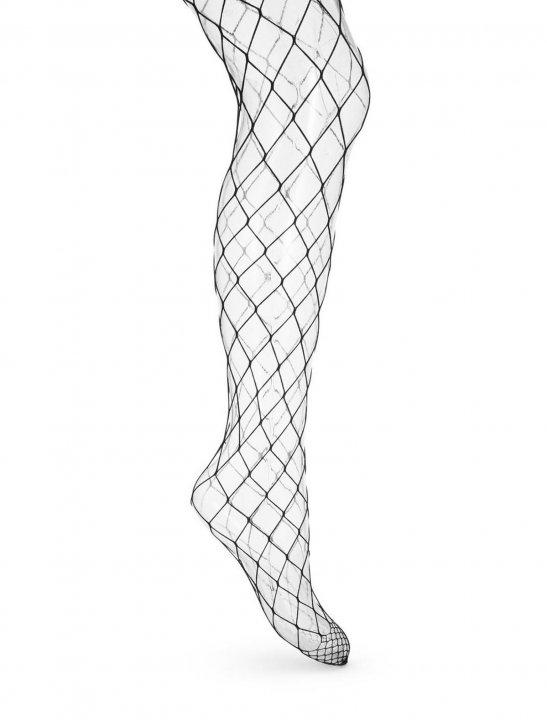 Miss Selfridge Jumbo Fishnet Tights - Lethal Bizzle