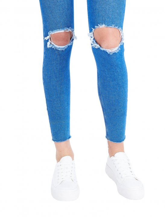 New Look Ripped Jeans Clothing New Look