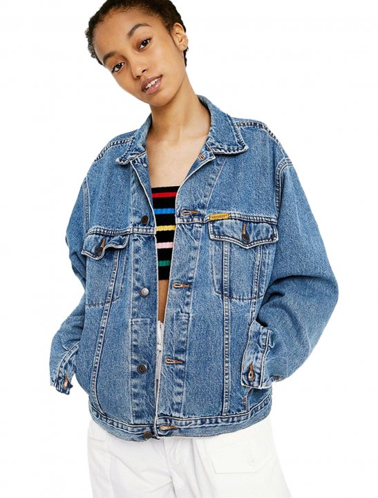 Urban Renewal Vintage Jacket - Lethal Bizzle