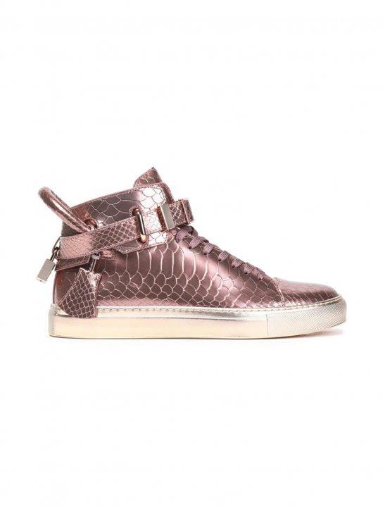 Stela Cole's Holographic Shoes Shoes Buscemi