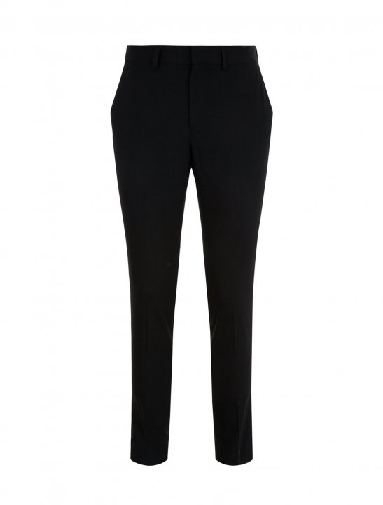 """New Look Black Skinny Suit Trousers {""""id"""":5,""""product_section_id"""":1,""""name"""":""""Clothing"""",""""order"""":5} New Look"""