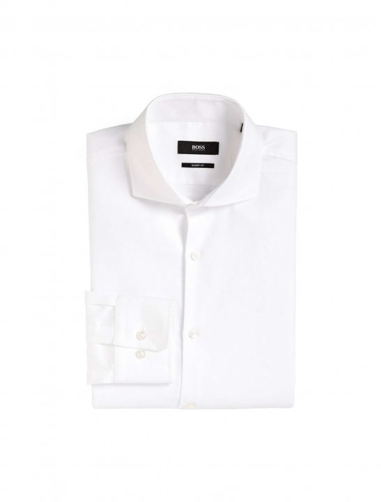 """Sharp Fit Dress Shirt {""""id"""":5,""""product_section_id"""":1,""""name"""":""""Clothing"""",""""order"""":5} Boss"""