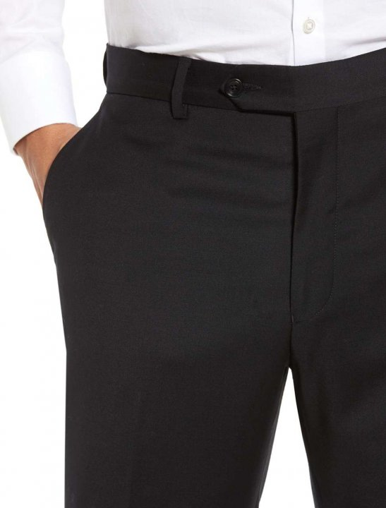 """Strong Suit Wool Trousers {""""id"""":5,""""product_section_id"""":1,""""name"""":""""Clothing"""",""""order"""":5} Strong Suit"""