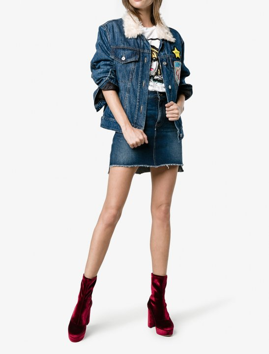 "Velvet Platform Sock Boots {""id"":12,""product_section_id"":1,""name"":""Shoes"",""order"":12} Miu Miu"