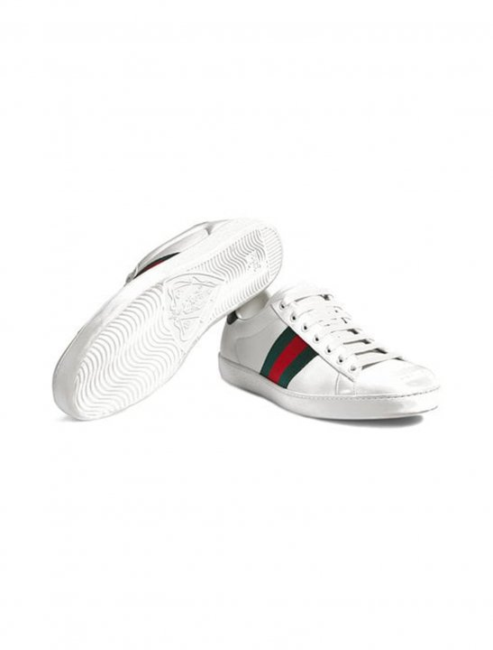 French Montana's Sneakers Shoes Gucci
