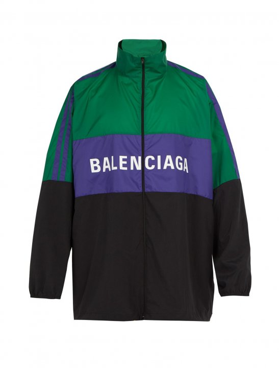 Track Jacket Clothing Balenciaga
